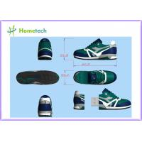 Buy cheap Sneaker Customized USB Flash Drive File Transfer , Personalized Flash Drives outdoor sport shoes from wholesalers
