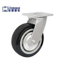 Buy cheap Black TPU Industrial Casters from wholesalers