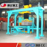 Buy cheap DEYI Hydraulic Automatic Brick Making Machine Price with Annual Output of 20-80 Million PCs from wholesalers