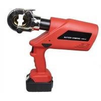 Buy cheap ec-300 battery powered cable crimper crimping tools product