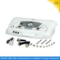 Buy cheap 3Mhz Ultrasonic Diamond Peel Microdermabrasion Machine For Wrinkle Removal IB-6002 from wholesalers