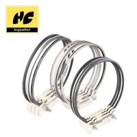 Buy cheap Metal Cummins Engine Spare Parts 102mm 6bt Engine Piston Rings ISO Certification from wholesalers