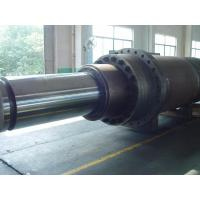Buy cheap 1500mm Custom Aluminum Hydraulic Hoist Cylinder With Small Air Viscosity from wholesalers
