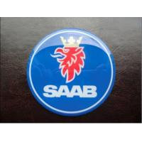 Buy cheap SAAB HOOD EMBLEM BADGE DECAL from wholesalers