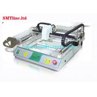 Buy cheap Mini Desktop Pcb Pick And Place Machine , Smt Pick And Place Equipment from wholesalers