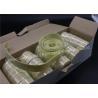 Buy cheap Fiberglass Reinforced Kevlar Fabric Belt Tape 100 Pecent Aramid Long Life from wholesalers