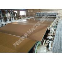 Buy cheap Grayback Duplex Paper Board Making Machine Fourdrinier High Strength from wholesalers