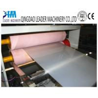 Buy cheap pp single layer thermoforming packing sheet extrusion machine from wholesalers