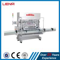 Buy cheap Fully Automatic Shampoo/liquid soap/detergent Filling Capping Machine Production Equipment from wholesalers
