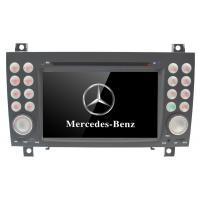 Buy cheap Sharing Digital Mercedes Benz SLK-171 CAR DVD SYSTEMS with Touch Screen BNZ-7801GD from wholesalers