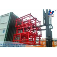 Buy cheap Mast Section with Racks Used for Building Hoist Construction Elevator from wholesalers