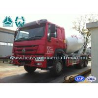 Buy cheap HOWO 6X4 Concrete Mixer Truck Anti Coagulation Concrete Mixing Truck from wholesalers