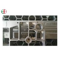 Buy cheap Stainless Steel Heat Treatment Fixtures Continuous Furnace Material Trays from wholesalers