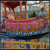 Buy cheap directly factory produce kids indoor park rides flying ship for sale from wholesalers