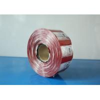 Buy cheap Gallon Bucket Seal PVC Shrink Labels Can Sleeve Film 40 Micron 10 Colors from wholesalers