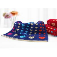 Buy cheap Funky Large Baby Dry Towel , Monogrammed Baby Covering Towel Plant Printing from wholesalers