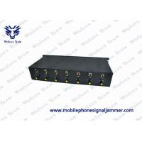 Buy cheap Multi Band Mobile Phone Jamming Device Omni Antennas 17 Watts Low Power from wholesalers