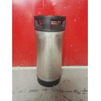 Buy cheap Used conditions 5gallon  ball lock keg with rubber handle from wholesalers