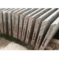 Buy cheap Red Crabapple Granite Stone Tiles For Wall Cladding Weathering Resistance from wholesalers