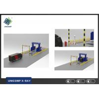 Buy cheap Low Radiation X - Ray Vehicle And Cargo Inspection System For Rail Transportation from wholesalers