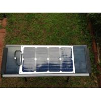Buy cheap Waterproof Efficient Sunpower Flexible Solar Panels Kits High Reliability 25W from wholesalers