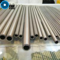 Buy cheap DIN2391 St35 St37 St52 for Hydraulic Systems Seamless High Precision Steel Tube from wholesalers