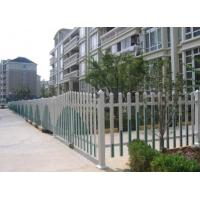China Ornamental Wrought Iron FenceGalvanized Coated High Stiffness For Swimming Pool on sale