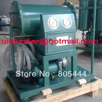 Buy cheap Light Diesel Oil Purifier,gasoline Filtration Dehydration Equipment, oil water separator from wholesalers