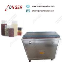 Buy cheap Automatic High Speed Commercial Grain rice Vacuum Packing Machine Price For Sale from wholesalers