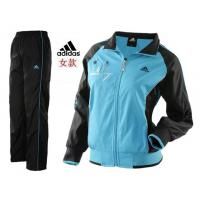 Buy cheap whole Adidas sportswearsuit  for women,brand sportwearsuit product
