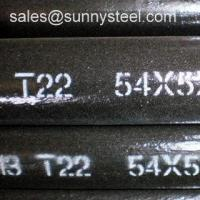 Buy cheap T22 Alloy Steel Pipes, ASTM A213 T22 Alloy Steel Pipes from wholesalers