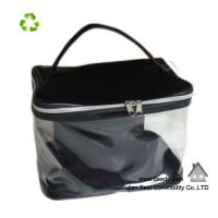 Buy cheap Hot selling! Clear Pvc Bag for Cosmetic Packing from wholesalers