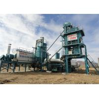 Buy cheap High integration 80T full mobile asphalt plant Intermittent Compulsory Method from Wholesalers