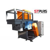 Buy cheap Single Shaft Shredder Machine For Industrial Hard Material / Die Head / Big Pipes from wholesalers
