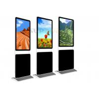 Buy cheap Commercial Touch Screen Advertising Kiosk / Touch Screen Public Display from wholesalers