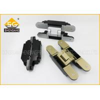 Buy cheap European Invisible Heavy Duty Door Hinges 180 Degree 200*32*32*42mm from wholesalers