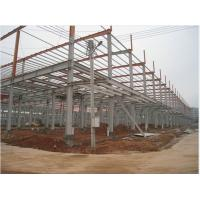Buy cheap Prefab Office Building, Steel Frame Structure Galvanized panel, Earthquake Resistance from wholesalers