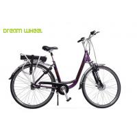 Buy cheap Citizen Electric Commuter Bike , Electric Assist Bike With 36V 250W Front Motor from wholesalers