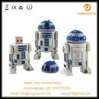 Buy cheap star wars R2D2 usb pen drives accept paypal usb flash drive product