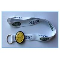 Buy cheap customized lanyard watch strap from wholesalers
