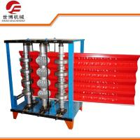 Buy cheap IBR Roofing Sheet Metal Bending Machine / Curving Machine For Making Sheet Angle from wholesalers