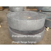 Buy cheap Pressure Vessel Alloy Forged Steel Rings And Gear Box / Flange Forgings from wholesalers