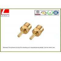 Buy cheap CNC Machining Process Metal Brass Machined Parts For Wheel Chair from wholesalers