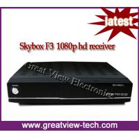 Buy cheap New Skybox F3 full hd receiver set top box from wholesalers