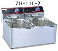 Buy cheap Mcdonalds Potato Chips Kitchen Deep Fryer , Commercial Table Top Deep Fryer With Timer from wholesalers