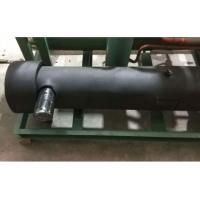 Buy cheap 200kw Condenser Heat Exchanger , Water Cooled Heat Exchanger For Refrigeration Parts from wholesalers