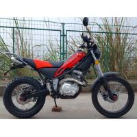 Buy cheap RE250 Engine 250cc Dirt Bike , 6 Gear Off Road Motorbike Steel Material product
