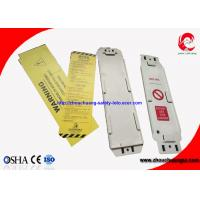 Buy cheap 20g Lockout Tags57.02 * 5.43 * 211.19 Mm PVC Material Nylon Cable Label from wholesalers