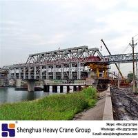 Buy cheap Low cost overhead 1000 ton movable scaffolding system machine used in bridge construction from wholesalers