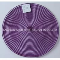 Buy cheap Placemts polyester/pet mats  waterproof  oilproof from wholesalers